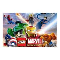 Игра на ПК WB LEGO Marvel Super Heroes WARN_3217