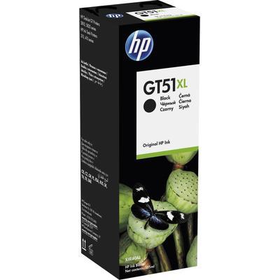 Контейнер с чернилами HP GT51XL X4E40AE черный повышенной емкости