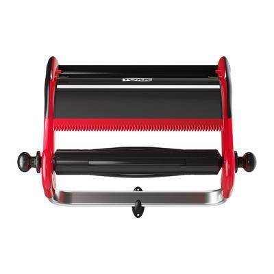 Диспенсер для рулонных полотенец Tork Perfomance 652108 пластиковый красный