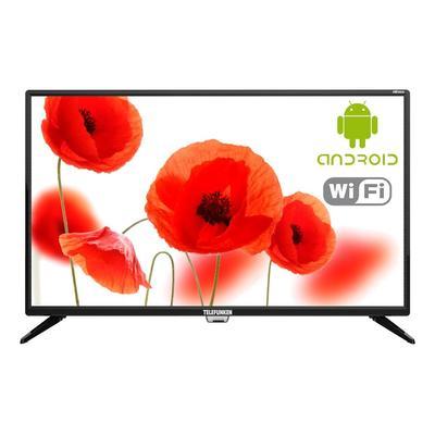 Телевизор Telefunken TF-LED32S86T2S черный