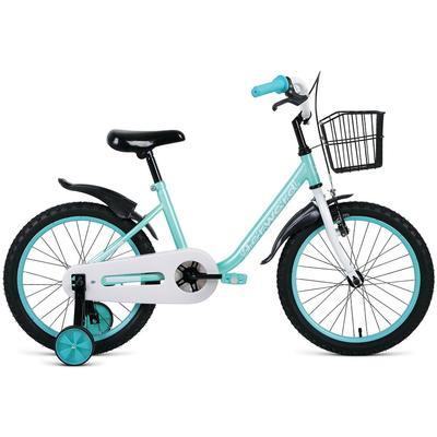 Велосипед Forward Barrio 18 городской колеса 18 дюймов бирюзовый