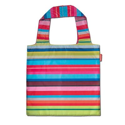 Сумка хозяйственная Remember Stripes разноцветная полиэсте/нейлон 41x0.5x63 см (FA05)