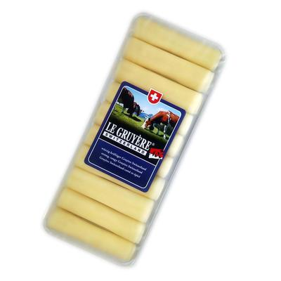 Сыр Margot Fromages Gruyere нарезка 49% 100 г