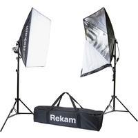 Комплект осветителей Rekam CL-250-FL2-SB Kit