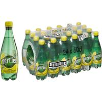 Напиток Perrier лимон газированный 0.5 л (24 штуки в упаковке)