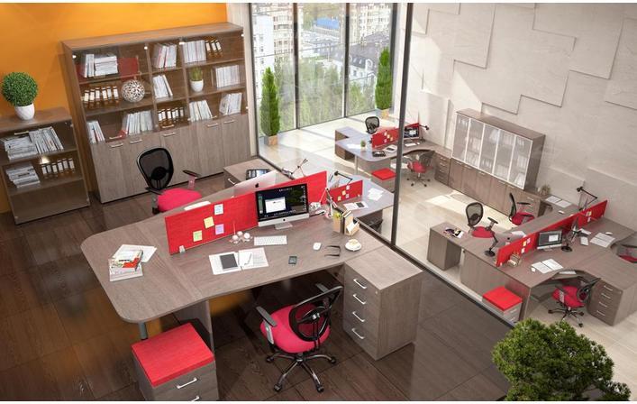 Мебель для персонала Xten-image