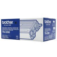 Тонер-картридж Brother TN-3280 черный оригинальный повышенной емкости