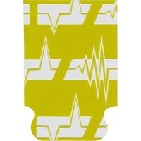 Электроды для ЭКГ одноразовые Fiab пленочный 22х34 мм твердый гель (100 штук в упаковке)