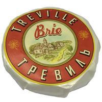 Сыр Тревиль бри с белой плесенью 45% 120 г
