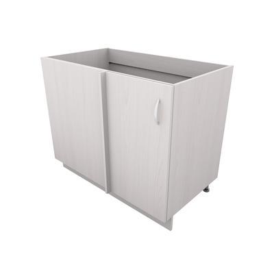 Стол-мойка Диана угловая 1 фасад (ЛДСП, 1000x600x823 мм, дуб атланта)