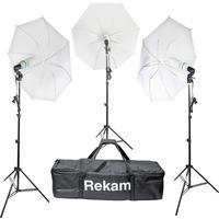 Комплект осветителей Rekam CL-465-FL3-UM Kit