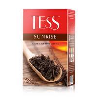 Чай Tess Sunrise черный 200 г