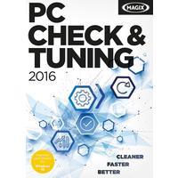 Программное обеспечение Magix PC Check & Tuning 2016 база для 1 ПК бессрочная (электронная лицензия, 4017218841079)