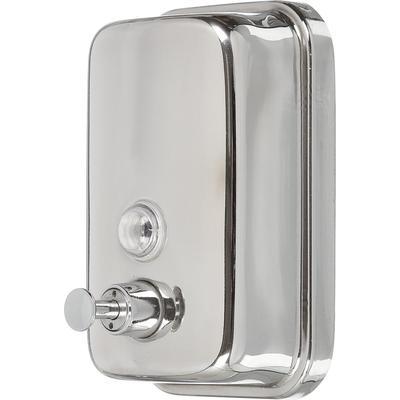 Дозатор для жидкого мыла Solinne металлический 0.5 л