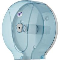 Диспенсер для туалетной бумаги в рулонах Luscan Professional пластиковый синий (код производителя 479411)