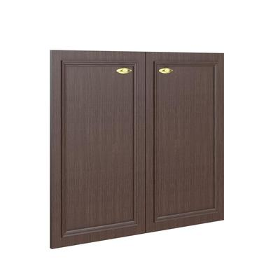 Двери низкие Raut RLD42-2 (2 штуки, венге, 880х26х765 мм)