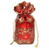 Новогодний сладкий подарок В Гостях у Деда Мороза 1000 г