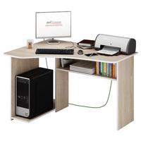 Стол компьютерный угловой Триан-1 (дуб сонома, 1200x750x900 мм)