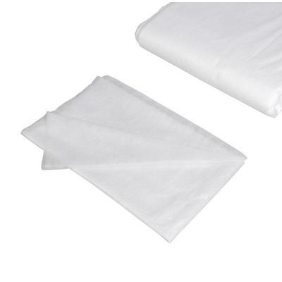 Простыня одноразовая нестерильная 70х80 см СМС (белая, плотность 15 г, 50 штук в упаковке)
