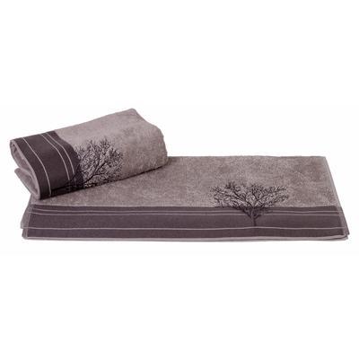 Полотенце махровое Infinity 70х140 см 500 г/кв.м серое
