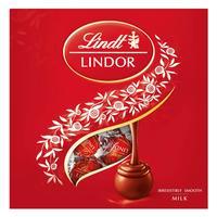 Шоколадные конфеты Lindt Lindor 125 г