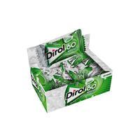 Жевательная резинка Dirol со вкусом мяты (100 штук по 2 г)
