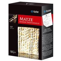 Хлебцы Blockbuster Маца кошерная традиционная пшеничная 180 г