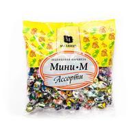 Карамель Малвикъ Мини-М ассорти 180 г