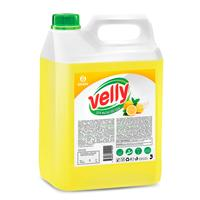 Средство для мытья посуды Grass Velly Нежный лимон 5 л