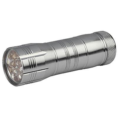 Фонарь светодиодный Трофи TM12 на батарейках (не входят в комплект)