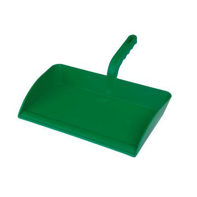 Совок Hillbrush 308x304 мм зеленый