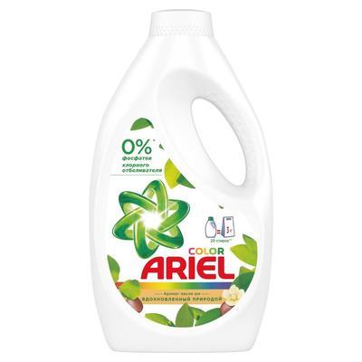 Гель для стирки Ariel Аромат масла ши 1.3 л
