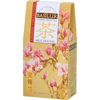 Чай подарочный Basilur Chinese collection листовой зеленый Молочный оолонг 100 г