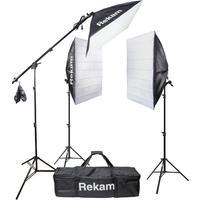 Комплект осветителей Rekam CL4-615-SB Boom Kit