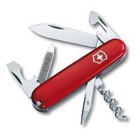 Нож перочинный Victorinox Sportsman 84 мм 12 функций нержавеющая сталь/пластик