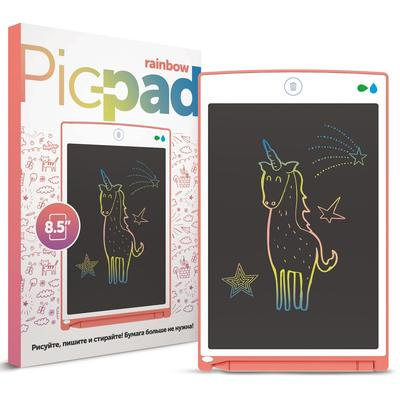 Доска Pic-Pad Pink Rainbow с ЖК экраном