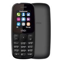 Мобильный телефон Inoi 100 черный