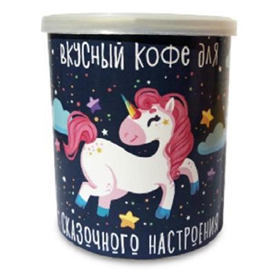 Кофе молотый подарочный Для сказочного настроения кокосовые сливки 100 г