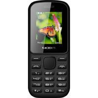 Мобильный телефон Texet TM-130 черный/красный