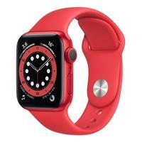 Смарт-часы Apple Watch Series 6 красные (M00M3RU/A)