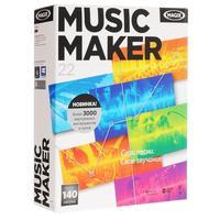 Программное обеспечение Magix Music Maker 22 база для 1 ПК бессрочная (электронная лицензия, 4017218647190)