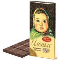 Шоколад Аленка молочный 90 г