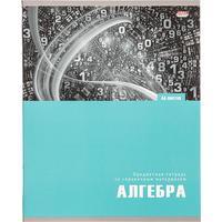 Тетрадь предметная по алгебре Проф-пресс Арт А5 48 листов  в клетку