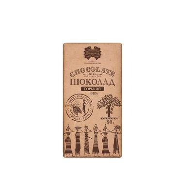 Шоколад Коммунарка горький 68% 90 г