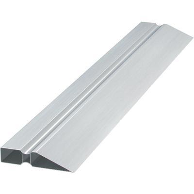 Правило алюминиевое Matrix 1.5 м 2 ребра жесткости (89615)