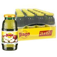 Сок Pago яблочный 0.2 л (24 штуки в упаковке)