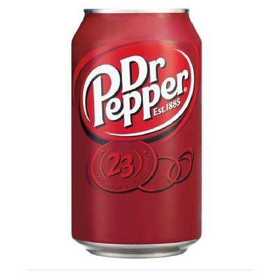 Напиток Dr.Pepper Original газированный 0.355 л (12 штук в упаковке)