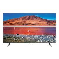 Телевизор Samsung UE43TU7090UXRU серый