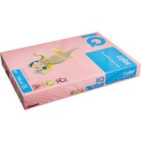 Бумага цветная для печати IQ Color розовая пастель PI25 (А3, 80 г/кв.м, 500 листов)