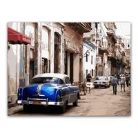 Картина по номерам Цветной Старая Гавана